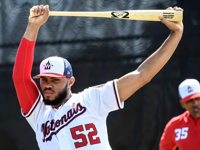 Nationals make another round of spring training cuts, shave roster to 40 players