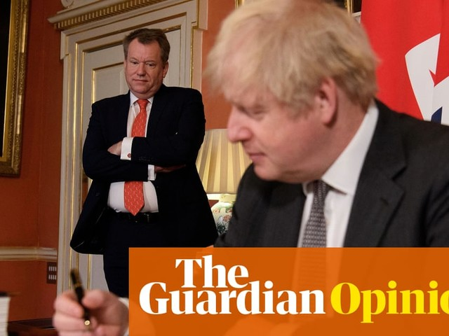 The Guardian view on Boris Johnson's Brexit lies: reality demands a rewrite | Editorial