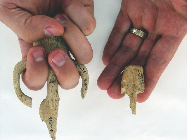 Tiny, Ancient Native American Weapons May Have Been Used to Train Children to Fight