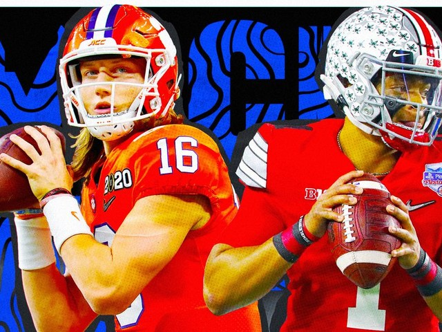 Here's our way-too-early 2021 NFL mock draft