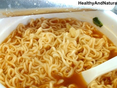 Instant Noodles Are Linked to Stroke, Diabetes, Weight Gain, and Even Cancer According to Studies