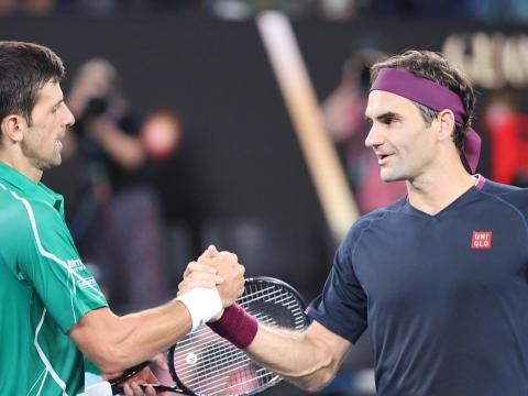 """Novak Djokovic Deserved to Win The Australian Open"" – Roger Federer"