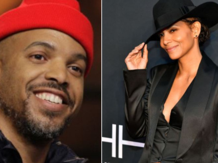 """""""Now You Know"""" Halle Berry Reveals She's Dating Singer Van Hunt"""