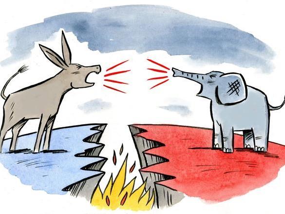 America's Political Implosion