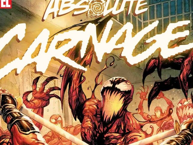 Marvel Reveals Epic ABSOLUTE CARNAGE Tie-Ins