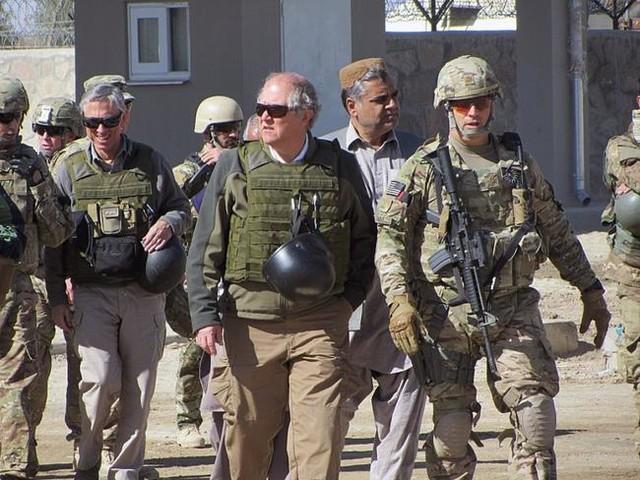 'Mendacity, Hubris & Lies' Defined US Nation-Building In Afghanistan, Watchdog Tells Congress