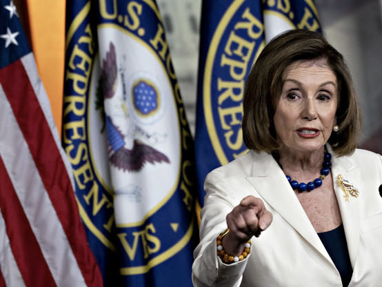 Is Pelosi Rushing Impeachment Because Dems Know They Have Failed?