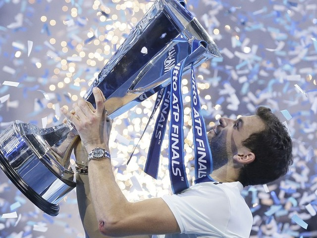 Grigor Dimitrov wins ATP Finals, sets his eyes on the Grand Slam