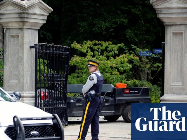 Armed man who broke into Trudeau residence charged with threatening to kill or injure PM