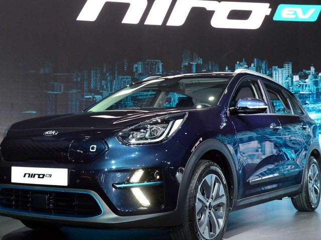 Kia Niro EV comes to Korea with 236-mile range