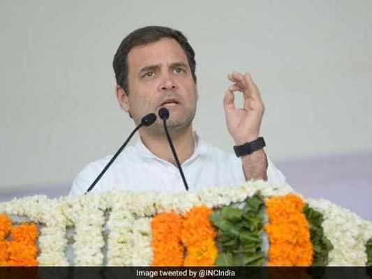 Rahul Gandhi To Meet Indian Community On Maiden UAE Visit