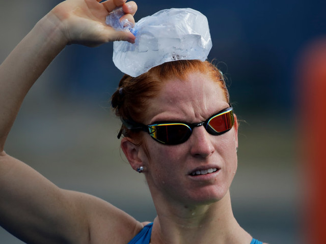 The Real Hurdle at Tokyo's Olympic Test Events: The Heat