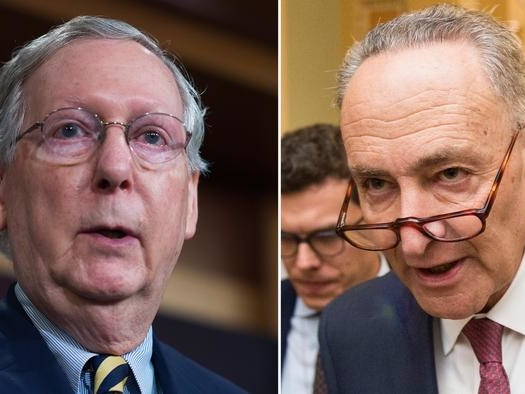 McConnell Caves On Preserving Filibuster After Two Democrats Signal 'No' On Eliminating