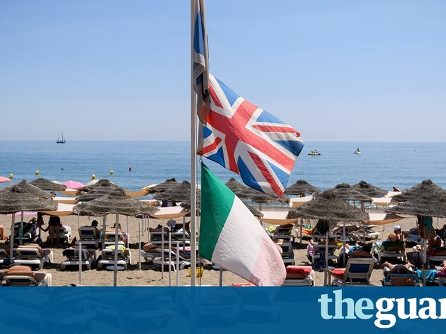 Brexit: UK retirees rushing to settle in Europe, say financial advisers