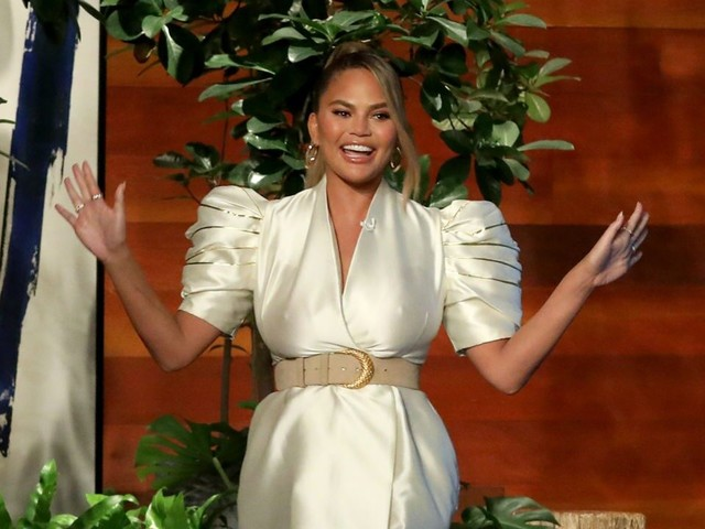 Chrissy Teigen Recalls the Moment Donald Trump Tweeted About Her: 'My Heart Stopped'