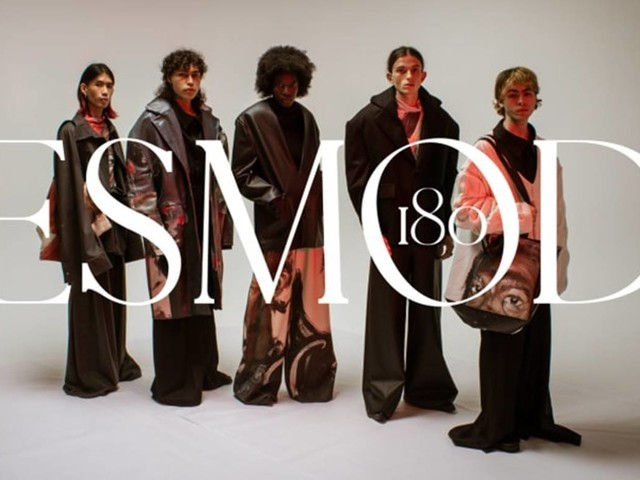 Esmod celebrates its 180th anniversary, in talks with school director Véronique Beaumont