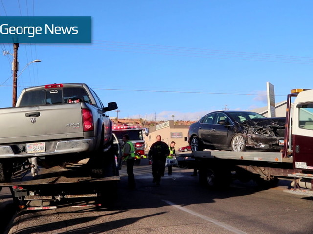Car full of juveniles runs stop sign, causes collision at intersection with fair share of crashes