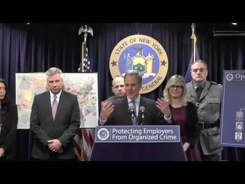 Attorney General Schneiderman And Governor Cuomo Announce New York State Suing U.S. Environmental Protection Agency Over Eastern Long Island Sound Disposal Site Designation