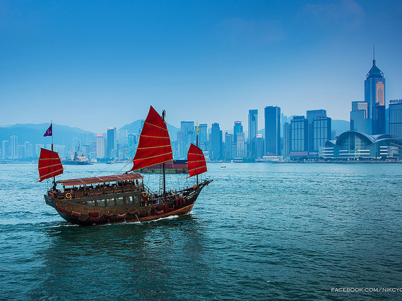 Asiana – $536: Seattle – Hong Kong. Roundtrip, including all Taxes