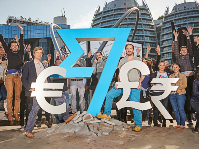 The Estonian bank that works with TransferWise and Coinbase is opening in the UK to catch the 'second wave of fintech'