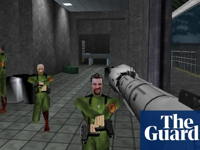 From GoldenEye to South Park: 10 of the best video games based on films and TV shows