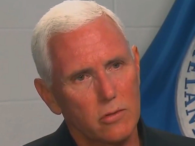 VP Pence blasts CNN as 'so dishonest' for not airing 'full story' of his visit to border detention facility