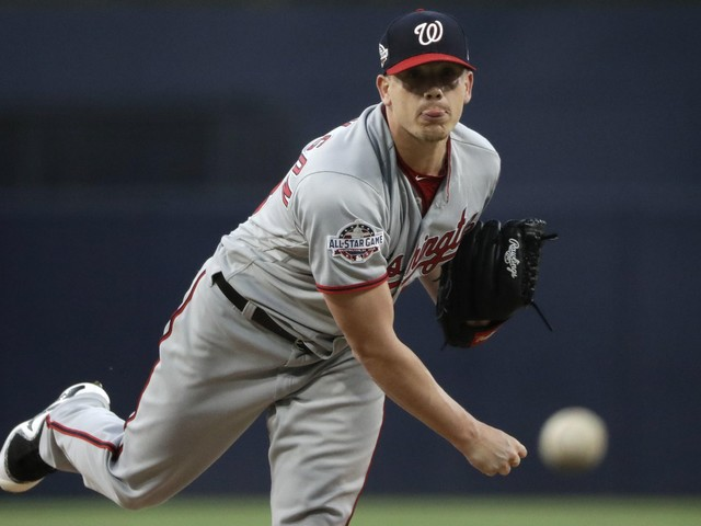 Jeremy Hellickson keeps it simple, thrives in Nationals' fifth starter role