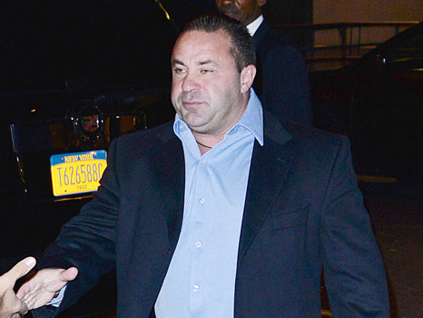 Joe Giudice Has 'Not Given Up' On Deportation Appeal: His 'World Revolves Around' His Daughters