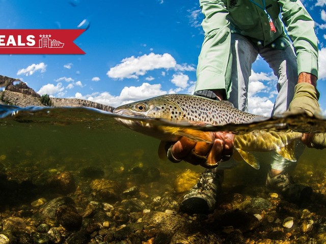 Travel deals: Fly-fishing special in Montana and a fare sale on Southwest