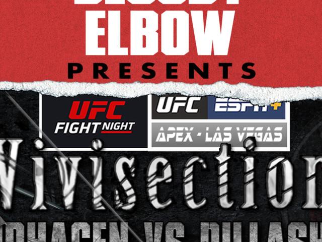 The MMA Vivisection - UFC Vegas 32: Sandhagen vs. Dillashaw picks, odds, & analysis