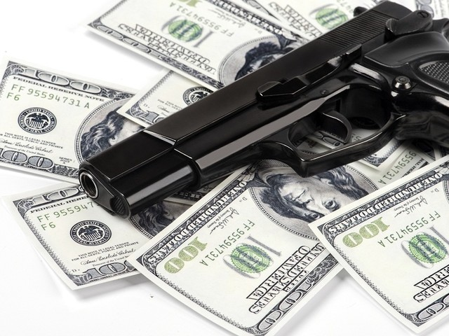 Vanguard put shares of gun maker in a gun-free ETF