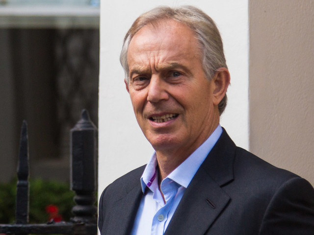Tony Blair Says There's A Way Around Brexit, Which 'Absolutely' Must Not Happen