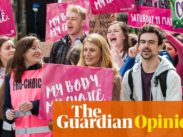 It shouldn't be left to women to fight alone for abortion rights | Gaby Hinsliff