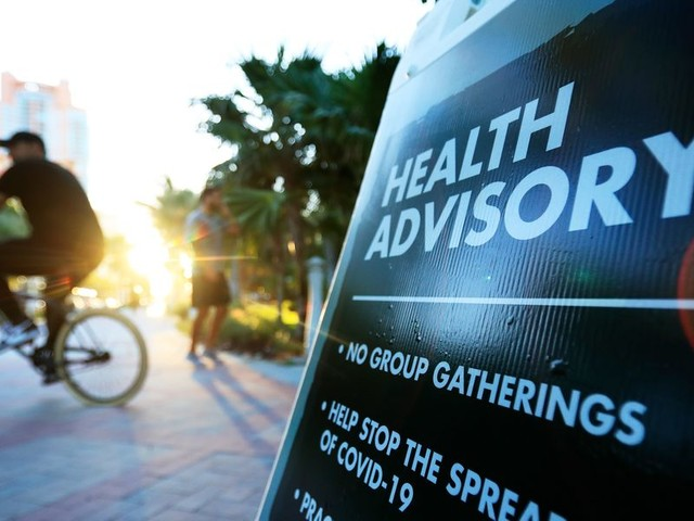 Miami-Dade County closes restaurants, gyms, and more for a second time​ amid COVID-19 pandemic