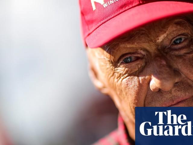 Niki Lauda, three-time Formula One world champion, dies aged 70
