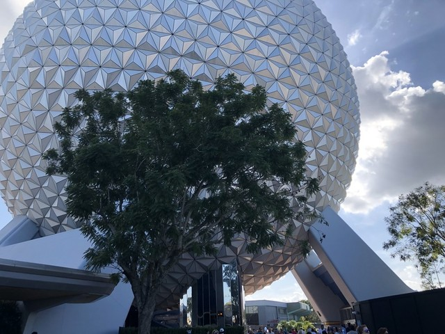 Let's Catch Up on the Construction Currently Taking Place in Epcot