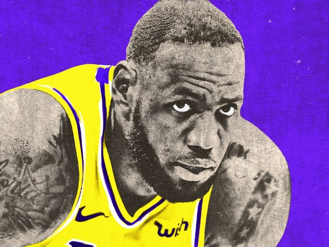 LeBron James Is Slowing Down, and the Lakers Are Paying for It