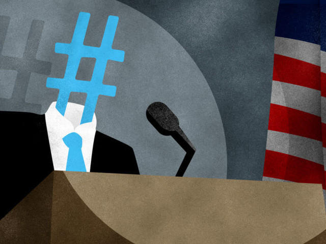 The 10 most influential hashtags of the decade