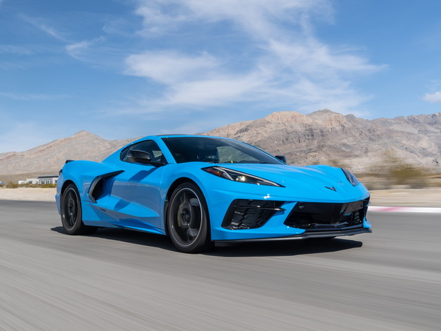 Car of the Month: 2020 Chevrolet Corvette Stingray