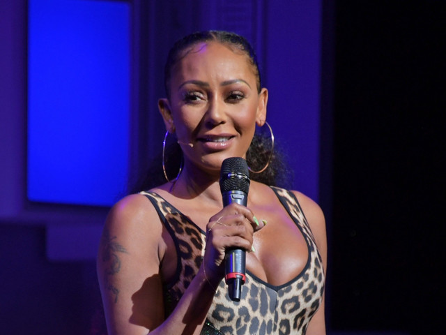 Mel B claims she can't find steady work in the US