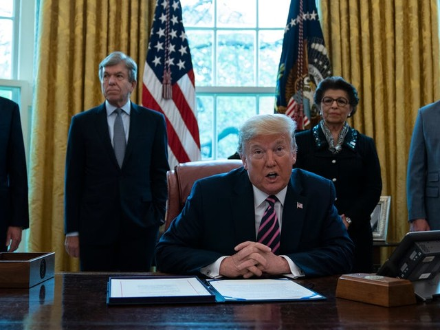 Trump-tied lobbyists storm Washington for COVID-19 relief funds, drawing comparisons to 'the swamp' Trump campaigned against