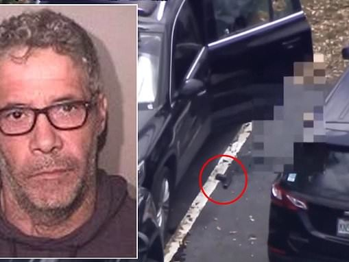 Florida man, 58, shot dead by US Marshals and police after they say he exited his SUV with a gun