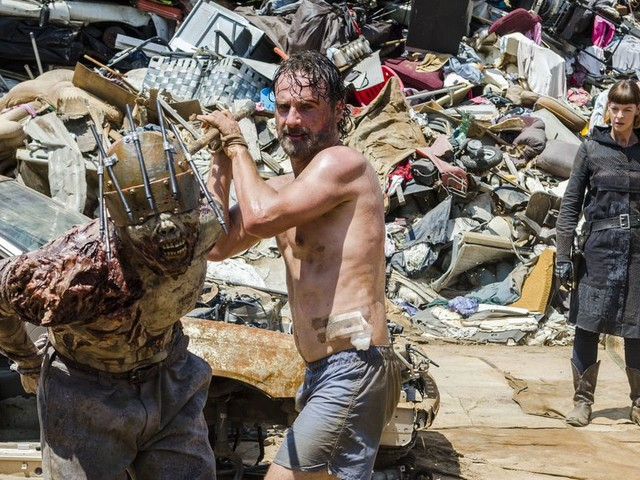 The Walking Dead Villain Watch season 8, episode 7: Time for After