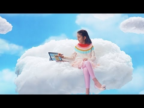 Microsoft Shares Holiday Ad Promoting Surface Go Over Apple's iPad: 'Big Dreams Need a Real Computer'