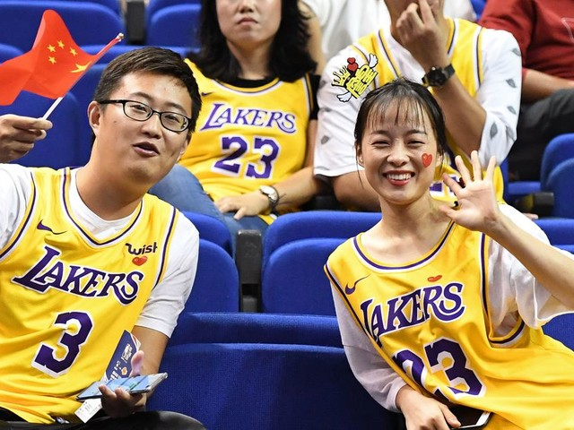 The future of the NBA's relationship with China has 2 real options