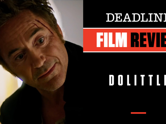 'Dolittle' Review: Robert Downey Jr. Talks To Animals But Doesn't Have Much To Say