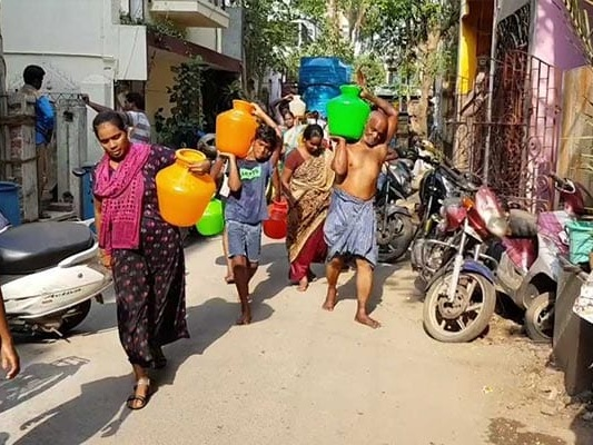 For Parched Chennai, Water To Be Brought In Trains From 200 Km Away