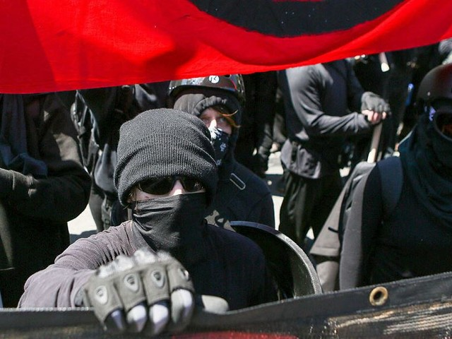 """FBI, DHS Officially Classify Antifa Activities As """"Domestic Terrorist Violence"""""""
