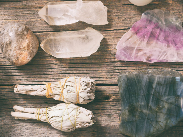 Rich Businessmen Find New Useless Thing to Spend Money On: Healing Crystals