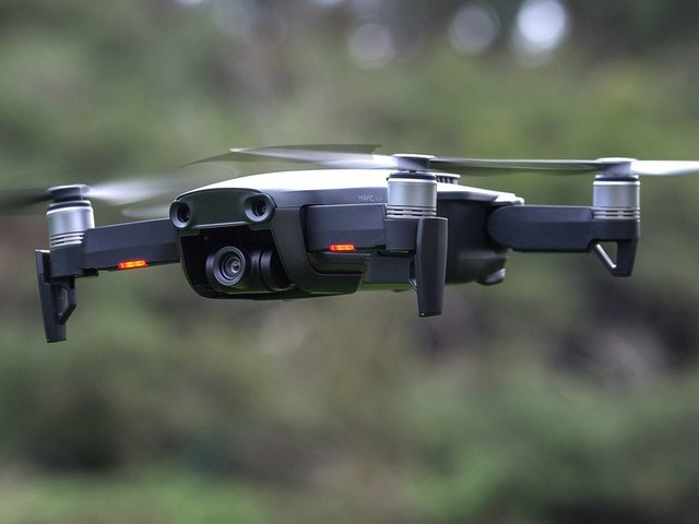 DJI Mavic Air review: portable photographer